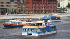 Речные теплоходы перевезут на треть больше москвичей  / Компании надеются на 1млн пассажиров
