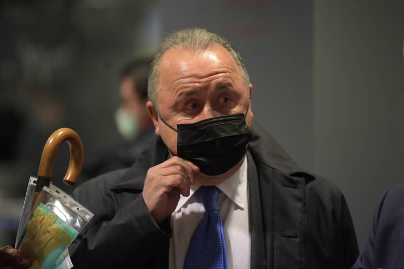 Председатель комитета Госдумы по делам национальностей Валерий Газзаев