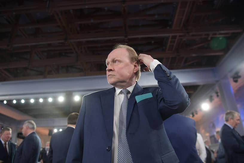 Советник президента России по культуре Владимир Толстой