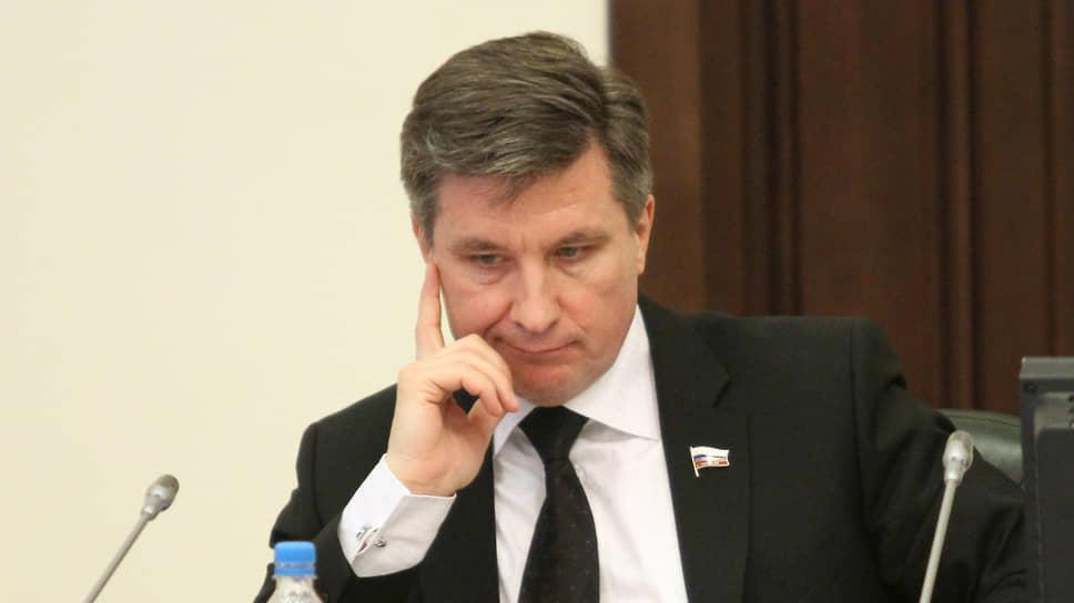 Бывший депутат Госдумы Валерий Панов