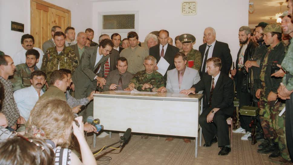 Конец гужбана Джохара Дудаева
