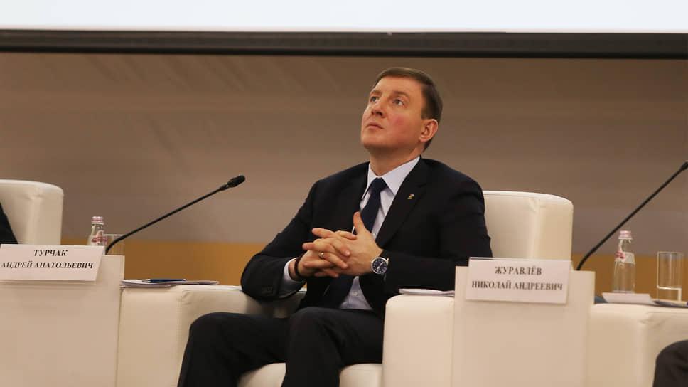 Секретарь Генсовета партии «Единая Россия» Андрей Турчак