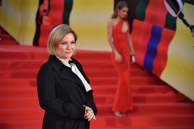 Министр культуры России Ольга Любимова на церемонии открытия кинофестиваля