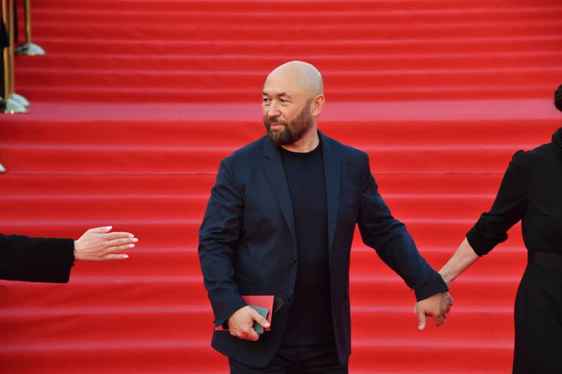 Режиссер, продюсер Тимур Бекмамбетов во время церемонии открытия ММКФ