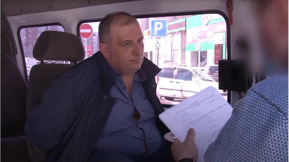 Начальник УМВД России по Омску Евгений Быков