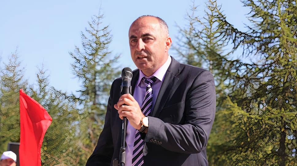 Бывший вице-премьер Северной Осетии Валентин Базров