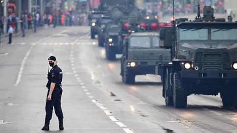 Москва предпарадная  / Как в столице ограничат движение в связи с подготовкой к 9 мая