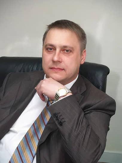 Бывший председатель правления «Экопромбанка» Андрей Туев