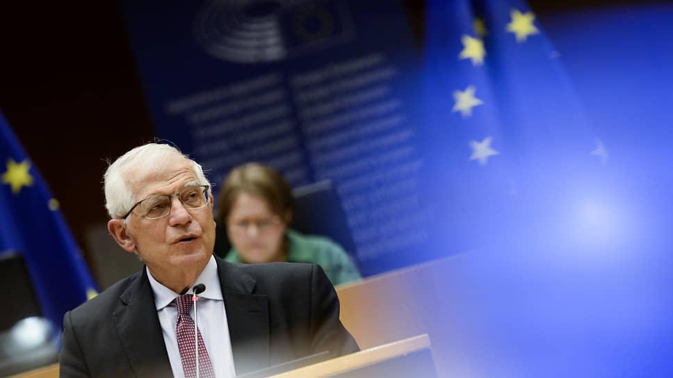 «Агрессивное поведение Кремля представляет реальную угрозу для безопасности Евросоюза»