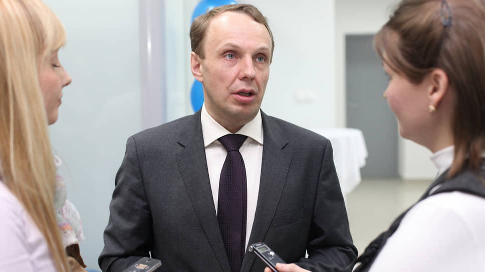 Бывший руководитель Газбанка Артем Маслов