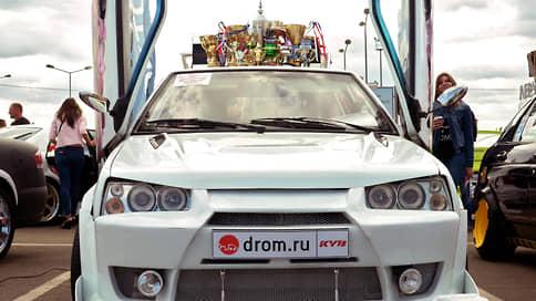 Автомобильному тюнингу готовят новые пошлины  / МВД соберет дополнительно 700млн рублей на переоборудовании автомобилей