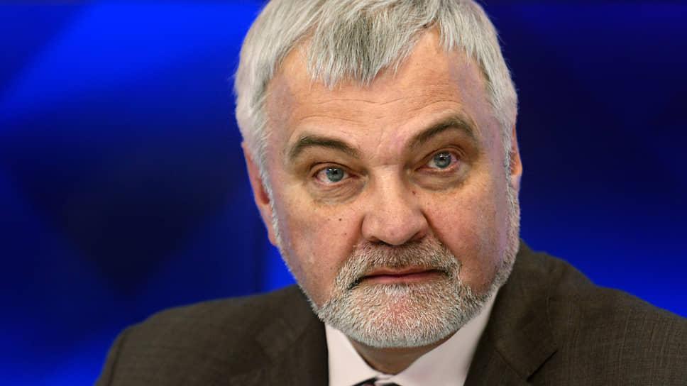 Губернатор Коми Владимир Уйба