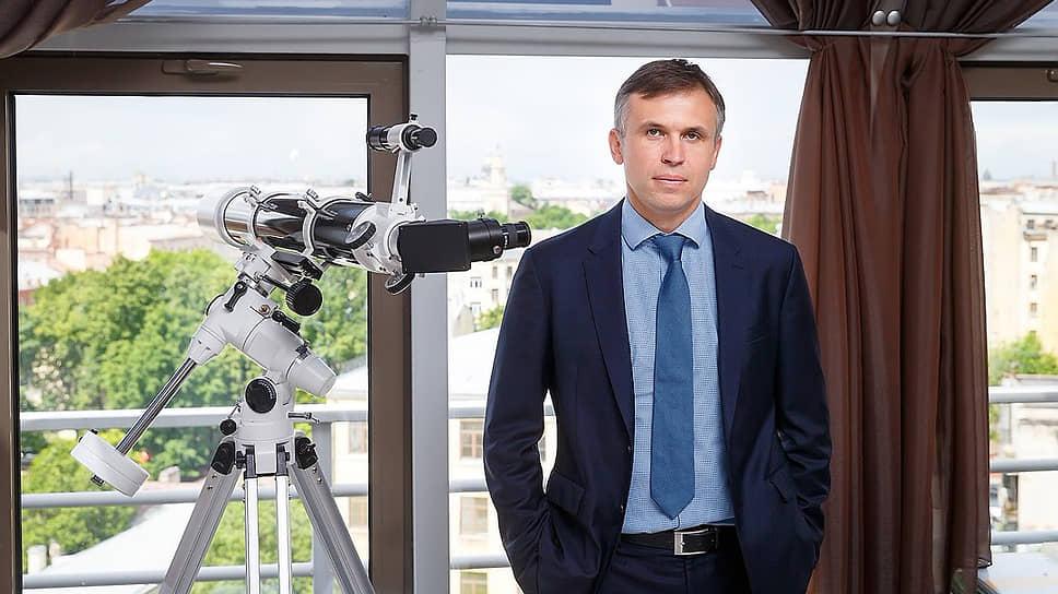 Генеральный директор «Биотехпрогресса» Денис Петров