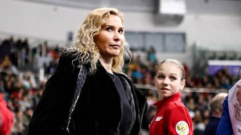 Александра Трусова взялась за старое  / Российская фигуристка вернулась к бывшему тренеру Этери Тутберидзе