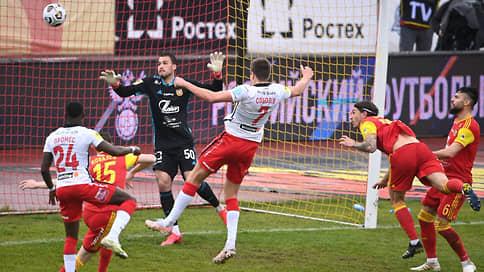 «Спартак» взял «Арсенал»  / И вернулся на второе место в чемпионате России по футболу