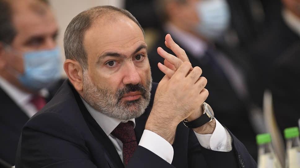 Никол Пашинян не переизбрался по собственному желанию – Мир – Коммерсантъ