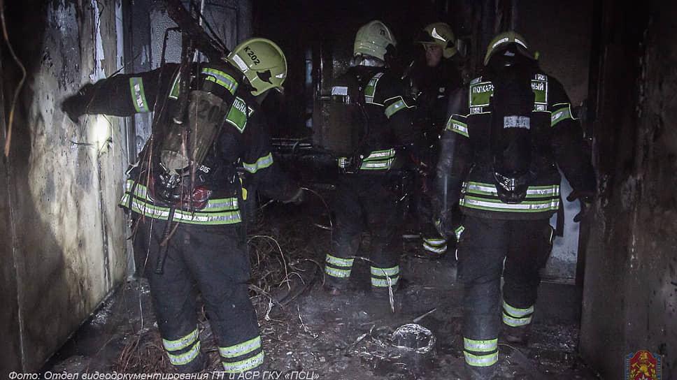 Александр Бастрыкин взял пожар под контроль / Столичный главк СКР сообщил о расследовании ЧП в московском отеле