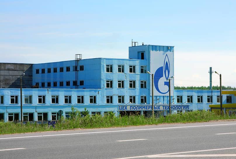 Волгореченский трубный завод полимерных технологий «Газпромтрубинвест» в Костромской области