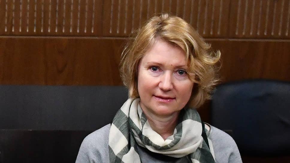 Бывший главный бухгалтер «ВИМ-Авиа» Екатерина Пантелеева