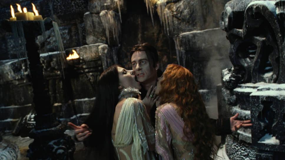 Кадр из фильма «Ван Хельсинг». 2004 год