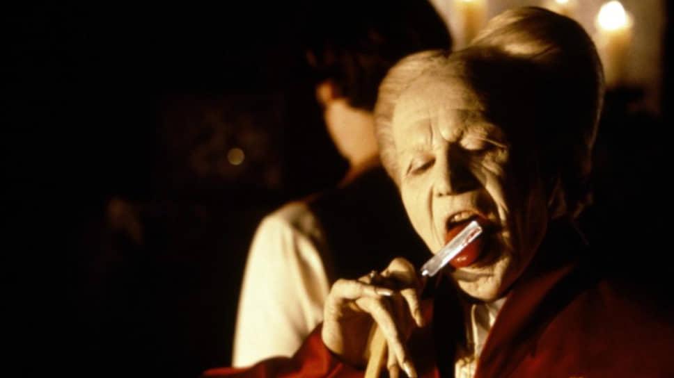 Кадр из фильма «Дракула». 1992 год
