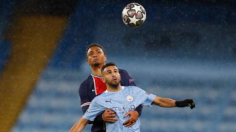Манчестер Сити добил до финала // В полуфинальном противостоянии в Лиге чемпионов английский клуб справился с ПСЖ