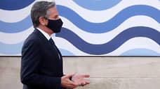 Госсекретарь США себя до Киева доведет  / Энтони Блинкен начинает визит в украинскую столицу