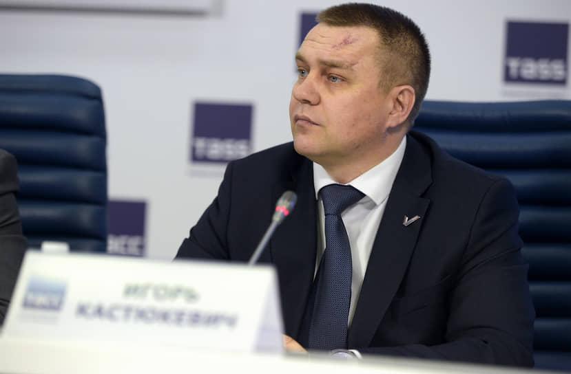 Руководитель департамента молодежных проектов Общероссийского народного фронта (ОНФ) Игорь Кастюкевич