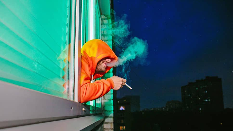 Правительство выпускает дым