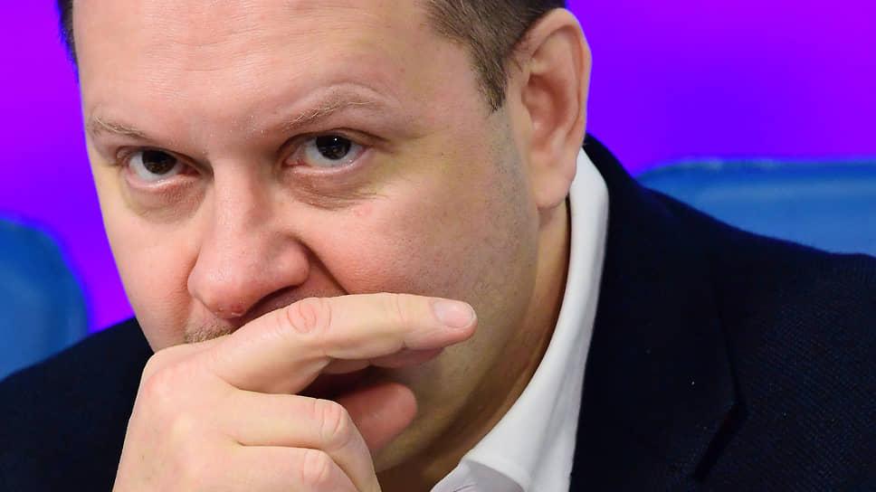 Политконсультант Олег Матвейчев