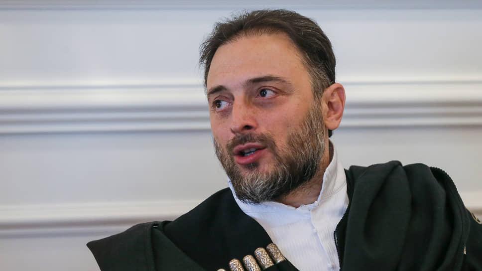Бизнесмен Леван Васадзе