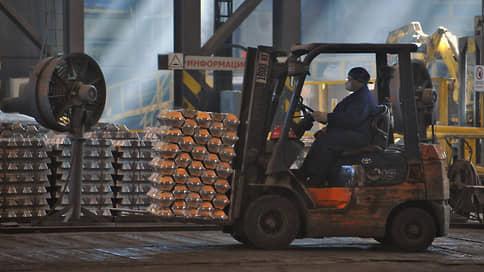 «Русал» потянулся за алюминием // Акции компании воспользовались спросом на металл