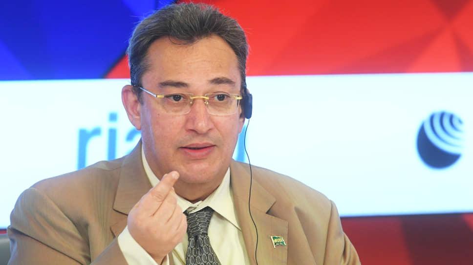 Глава департамента планирования в МИД Саудовской Аравии Раид Кримли