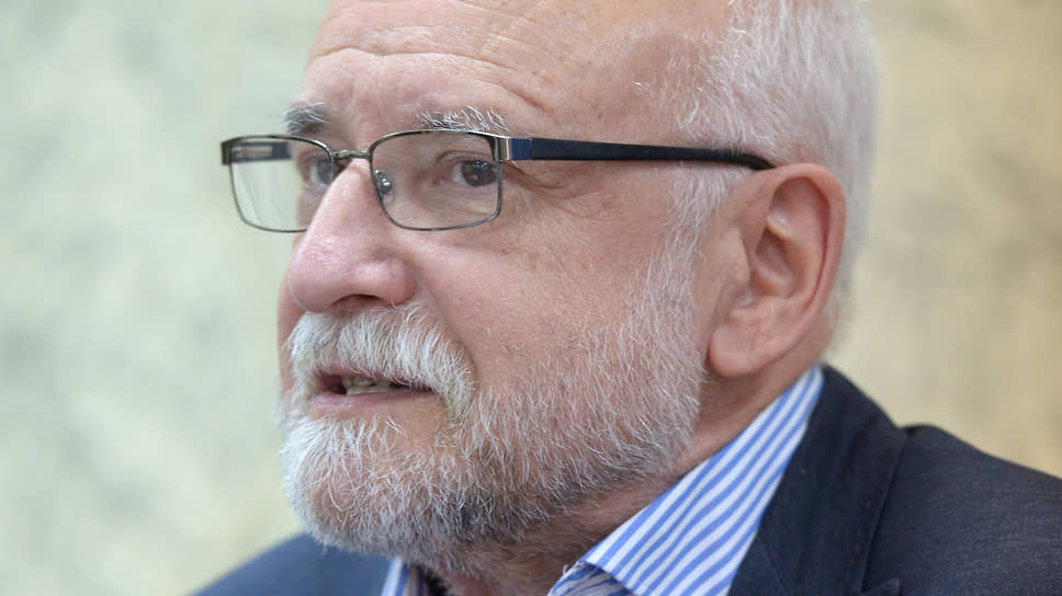 Советский диссидент, правозащитник, сопредседатель Московской Хельсинкской группы Вячеслав Бахмин