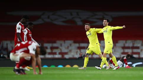 «Вильярреал» оказался в английской компании  / В финале Лиги Европы испанский клуб встретится с «Манчестер Юнайтед»