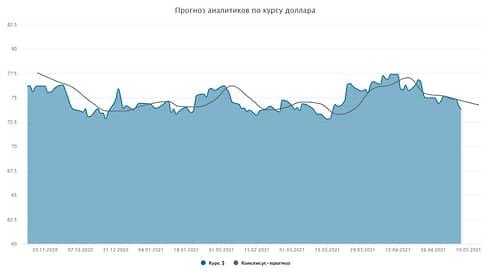 Курс доллара. Прогноз на 11–14 мая  / Мнения и прогнозы аналитиков о том, как будет вести себя рубль