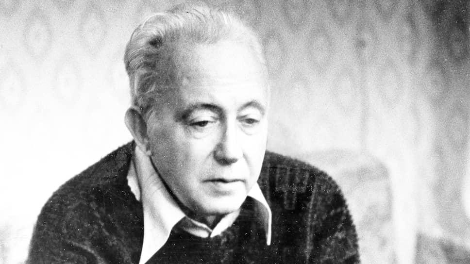 Писатель, публицист Рой Александрович Медведев