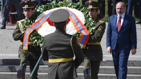 День Победы стал в Армении днем поражения // Как главный советский праздник превратился в инструмент актуальной политики