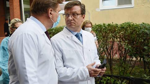 Омский министр вышел из леса // Экс-главврач больницы, в которой лечили Навального, найден живым