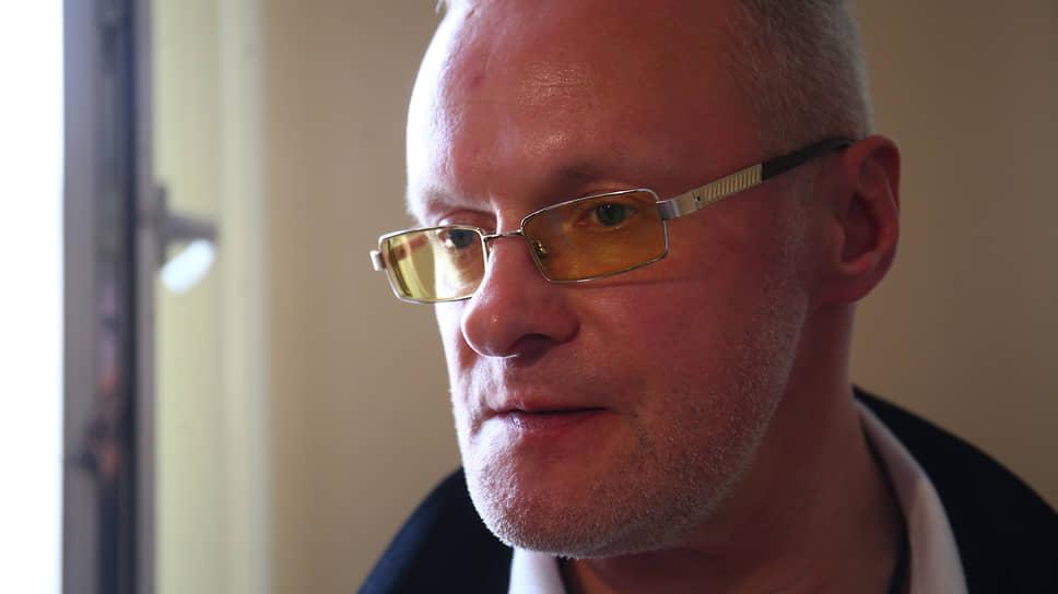 Криминальный авторитет Андрей Овчинников