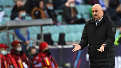 Станислав Черчесов определился с расширением  / Названы 37 футболистов, которые могут принять участие в Евро
