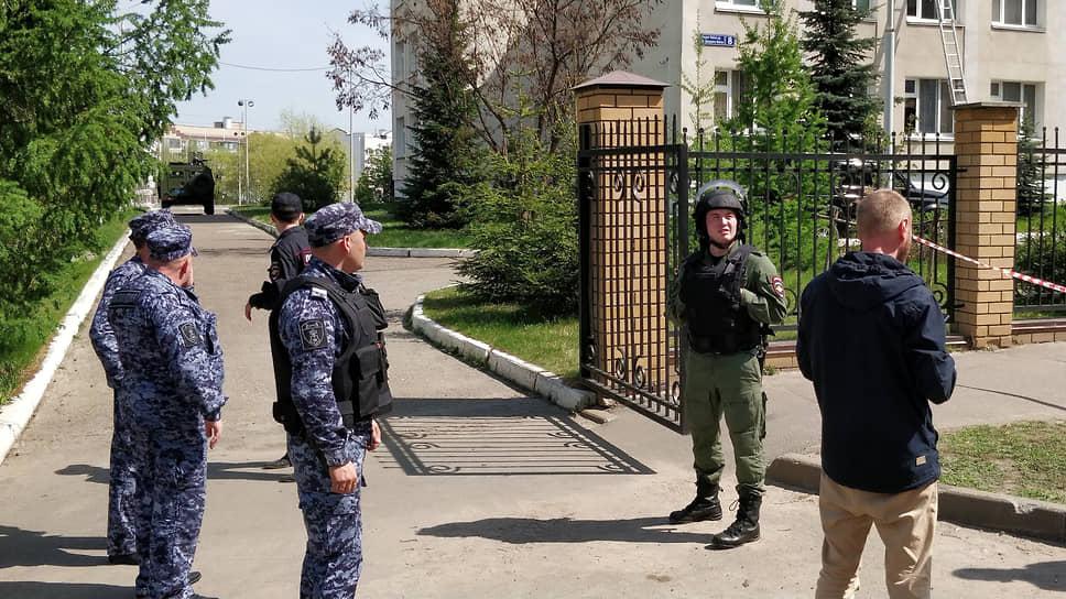 При нападении на школу в Казани погибли девять человек