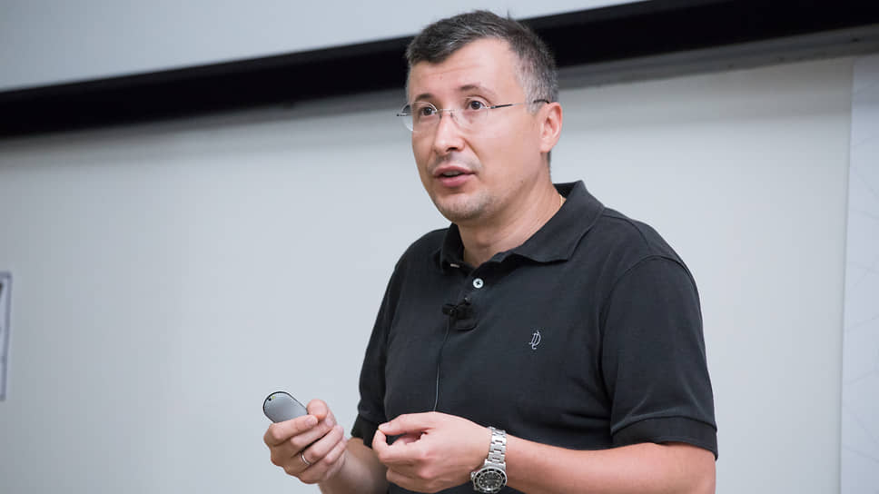 Экономист Олег Цывинский
