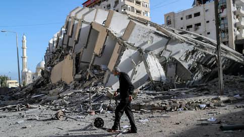 Ракетные обстрелы Израиля и сектора Газа