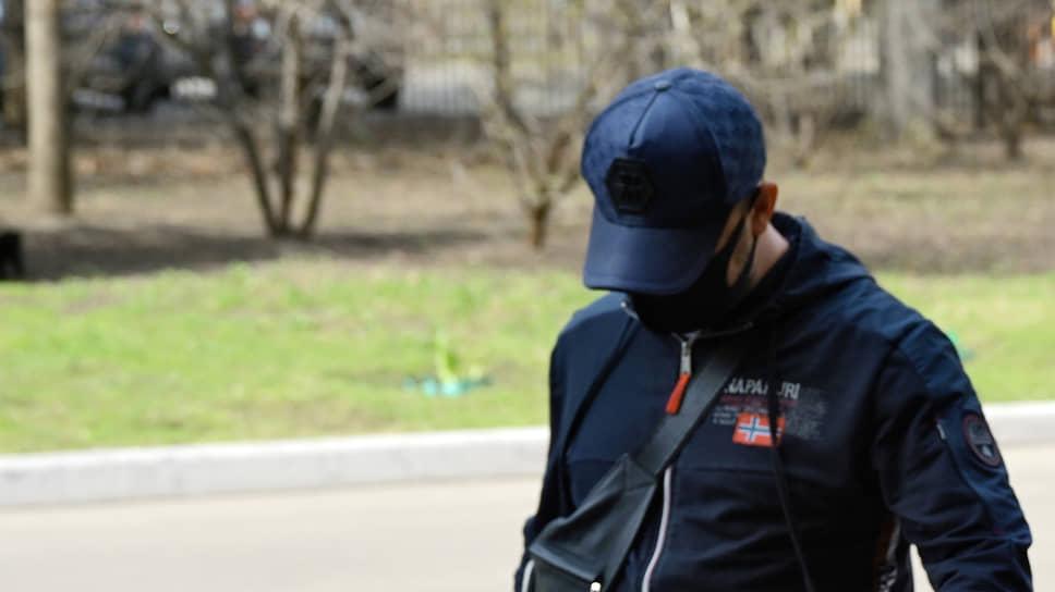 Напавший на Анатолия Жданова сотрудник ЧОПа Роман Московский