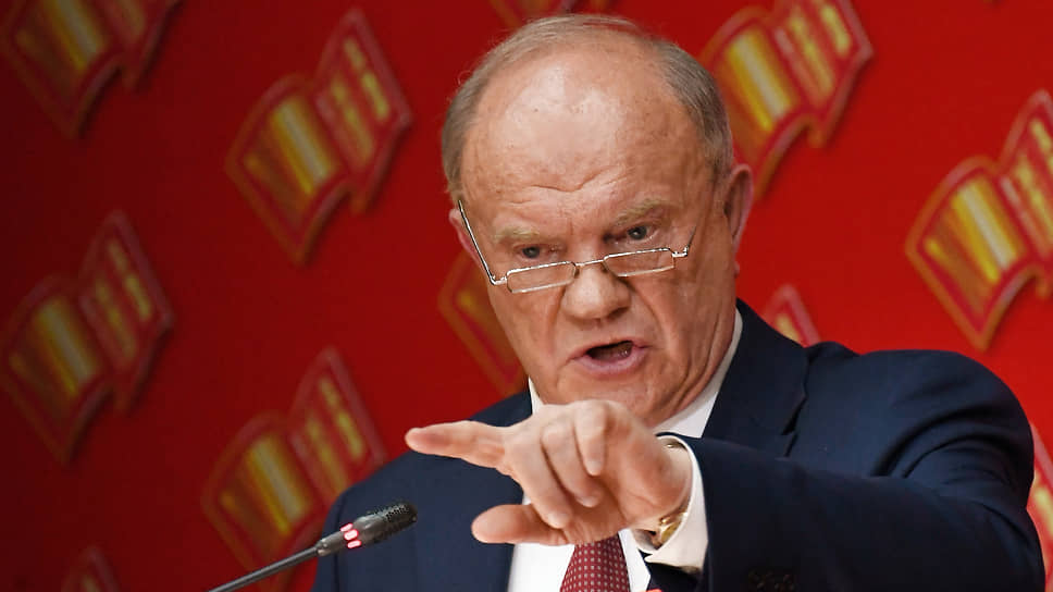 Чубайс уверен: иметь такого оппозиционера как Зюганов — счастье российской власти