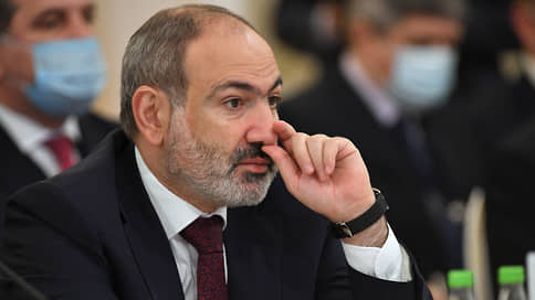 Никол Пашинян применил дипломатическое оружие  / Ереван обратился за помощью в ОДКБ, чего не делал даже во время войны