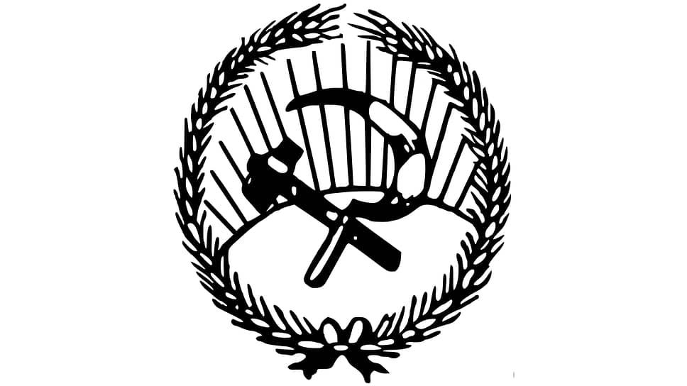 Кто был образцом для итальянских социалистов, легко понять по эмблеме их партии