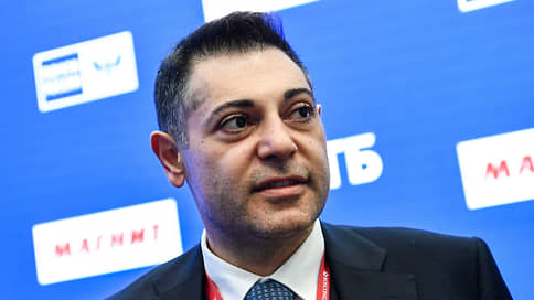 «МегаФон» возглавит бывший гендиректор «Магнита»  / Хачатур Помбухчан сменит Геворка Вермишяна
