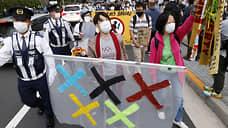 Олимпийский протест собрал сторонников  / Петиция с требованием отменить Игры в Токио передана японским властям